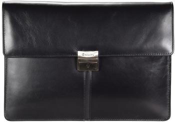Esquire Brisbane Briefcase (880278-00) black