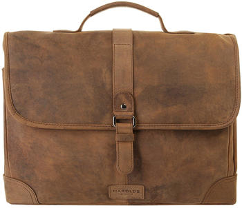 Harold's Antik Briefcase (277403-05) brown