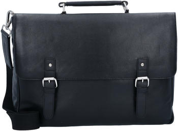 Jost Berlin Briefcase (LHD-904383-8) black