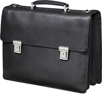 Jost Berlin Briefcase (LHD-907343-8) black
