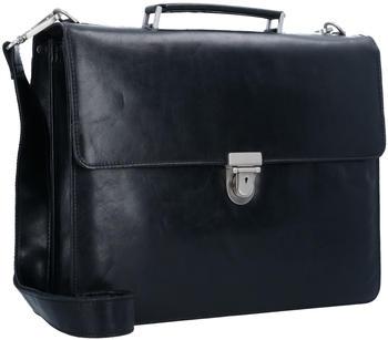 Jost Cambridge Briefcase (LHD-905251-8) black