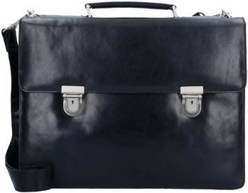 Jost Cambridge Briefcase (LHD-905252-8) black