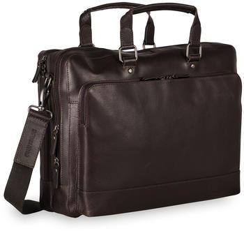 Jost Dakota Briefcase (LHD-907562-2) black