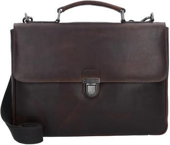Jost Roma Briefcase (LHD-905363-2) black