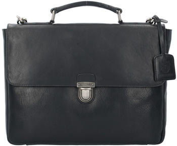 Jost Roma Briefcase (LHD-905363-8) black