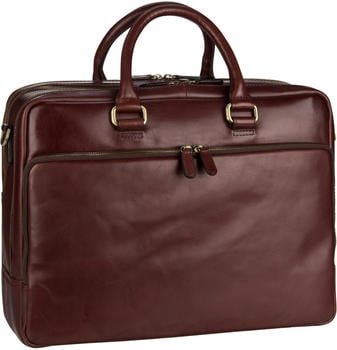 Leonhard Heyden Cambridge Briefcase 3 Compartments XL