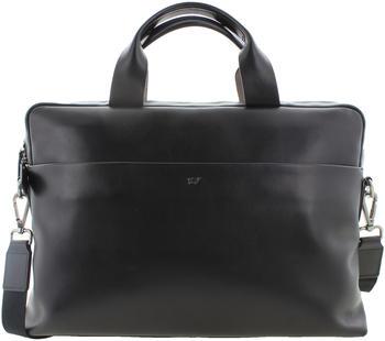 Braun Büffel Livorno L Briefcase (67165-683-010) black