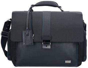 Bric's Milano Monza Briefcase (BR207706-909) black