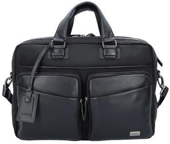 Bric's Milano Monza Briefcase (BR207704-909) black