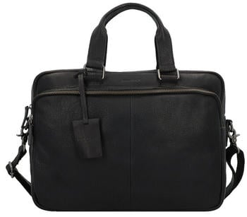 Burkely Antique Avery Briefcase (521856-10) black