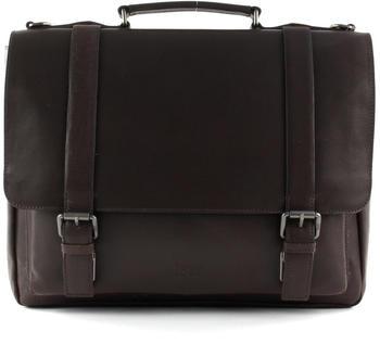 Jöst Varberg Briefcase (JOS-7174-003) dark brown