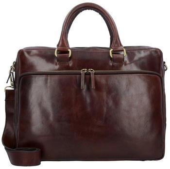 Jost Cambridge Briefcase (LHD-905261-0) brown