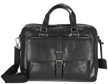 Jost Roma Briefcase (LHD-905370-8) black