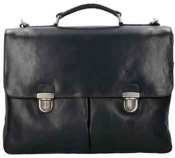 Jost Roma Briefcase (LHD-905364-8) black