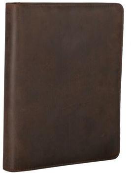 Montblanc Salisbury Conference Folder (LHD-907608-2) brown