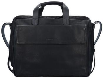 Harold's Ivy Lane Briefcase (282525-01) black