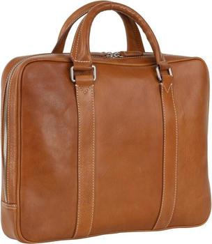 Jost Bergamo Briefcase (906850-2) cognac