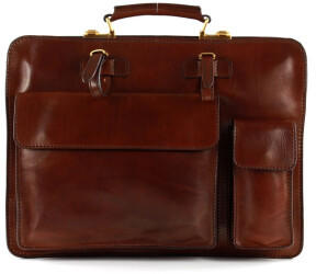 The Bridge Story Uomo Briefcase L marrone