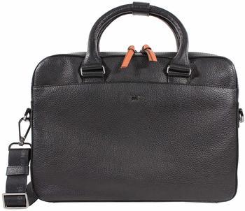 Braun Büffel Novara Business Bag black