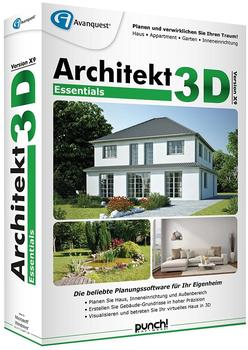 Avanquest Architekt 3D X9 Essentials (DE) (Box)