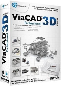 Avanquest ViaCAD 3D 10 Professional