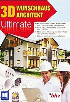 bhv 3D Wunschhaus Architekt 9 Ultimate