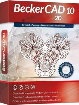 Markt+Technik BeckerCAD 10 2D