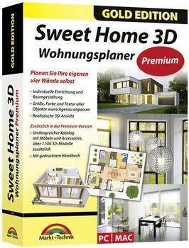 Markt+Technik Sweet Home 3D Wohnungsplaner Premium