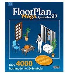 IMSI TurboCAD Mega Symbole FloorPlan (DE) (Win)