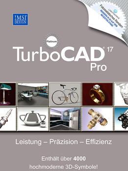 IMSI TurboCAD Platinum V.17 (DE) (Win)