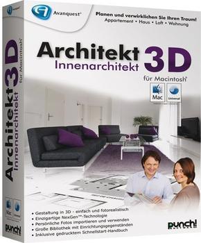 Avanquest Architekt 3D Innenarchitekt (Mac) (DE)