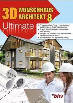 bhv 3D Wunschhaus Architekt 8 Ultimate