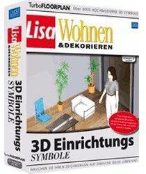 dtp 3D Einrichtungssymbole (Win) (DE)