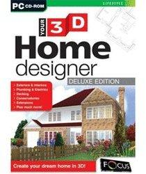 Arcon 3D Home Designer - Deluxe Edition (EN) (Win)