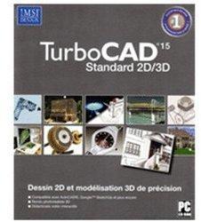 IMSI TurboCAD Standard V.15 (Win) (FR)