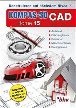 bhv Kompas-3D CAD Home 15 (DE) (Win)