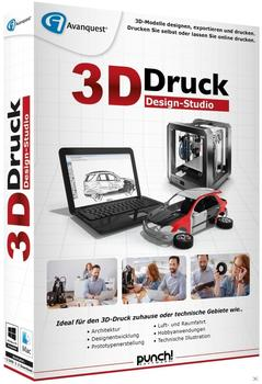 punch! Software 3D-Druck Design-Studio