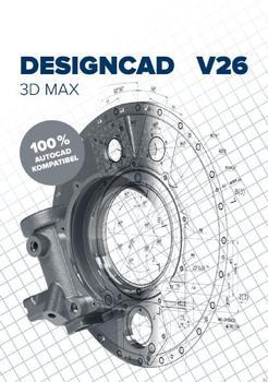 Franzis DesignCAD V26 3D Max (Box)