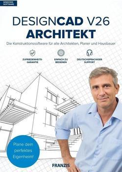 Franzis DesignCAD V26 Architekt