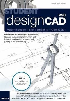 Franzis DesignCAD v20 Student (DE) (Win)