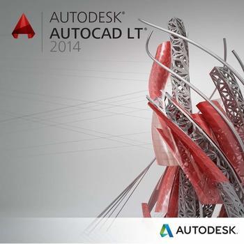 Autodesk AutoCAD LT 2014 Upgrade (2008-2013) (5 User) (Multi) (Win)