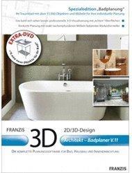 Franzis 3D Architekt Badplaner (Win) (DE)