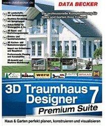 Data Becker 3D Traumhausdesigner 7 Premium (Win) (DE)