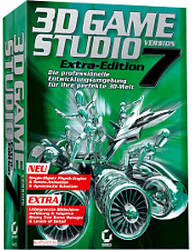 Sybex Verlag 3D Game Studio 7 Extra (Win) (DE)