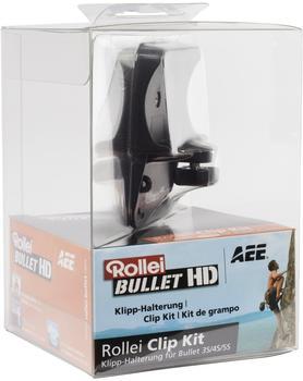Rollei Clip Kit für Bullet 3S/4S/5S