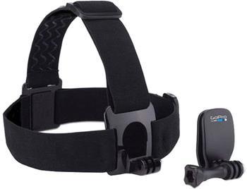 GoPro Kopfband + QuickClip