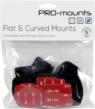 PRO-mounts Flat & Curved Mounts (PM2013GP10)