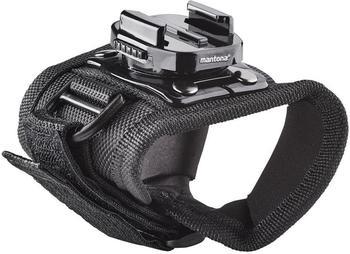 Mantona Handschuh 360° GoPro Schnellspannhalter