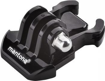 Mantona Befestigungsadapter für GoPro Halterung