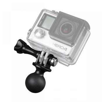Mantona RAM Befestigungsadapter für GoPro 25mm